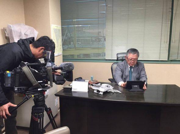 NHK番組「ルソンの壺」に テレビ出演することになりました。