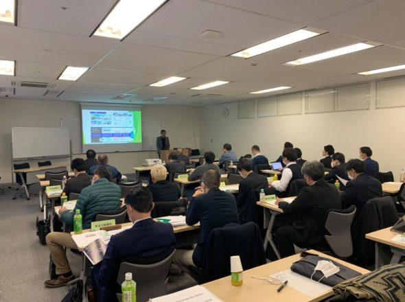 公益社団法人 大阪府工業協会様の 物流効率化実践研究会にて登壇させていただきました!